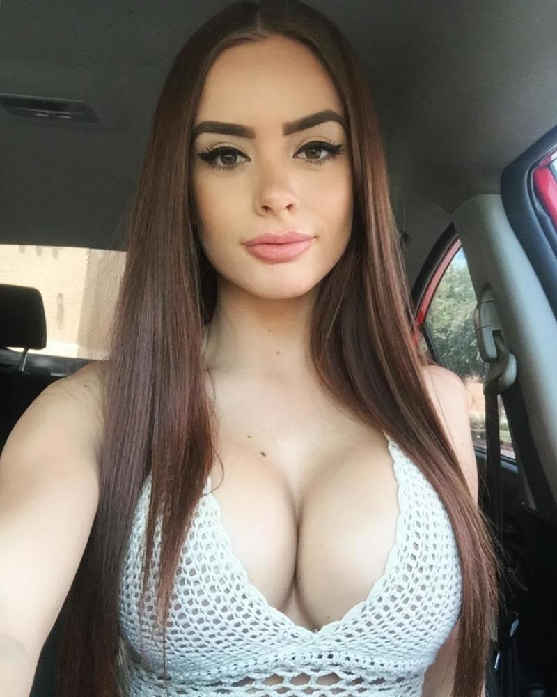 Allison Parker bare magnificent from..