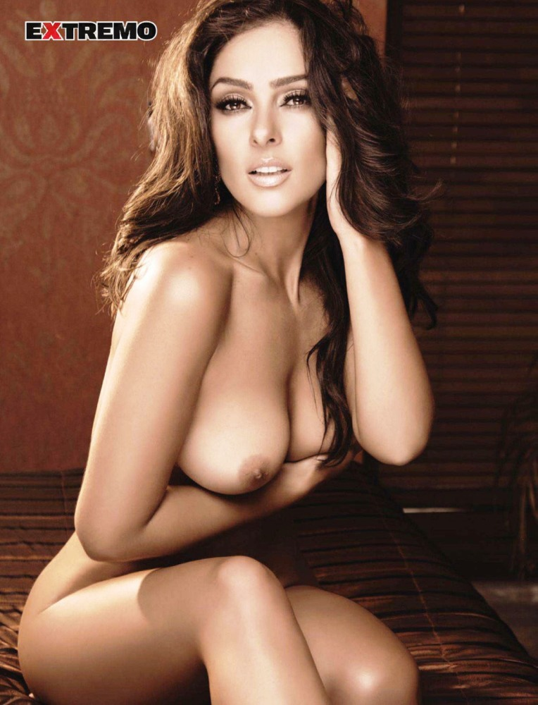 NUDE: Wondrous Andrea Garcia in Playboy