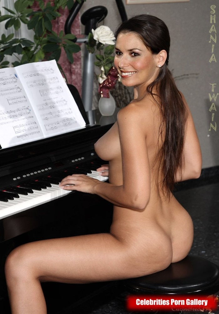 Shania Twain Well known Nudes