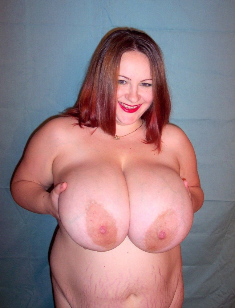 enormous huge-titted plus-size..