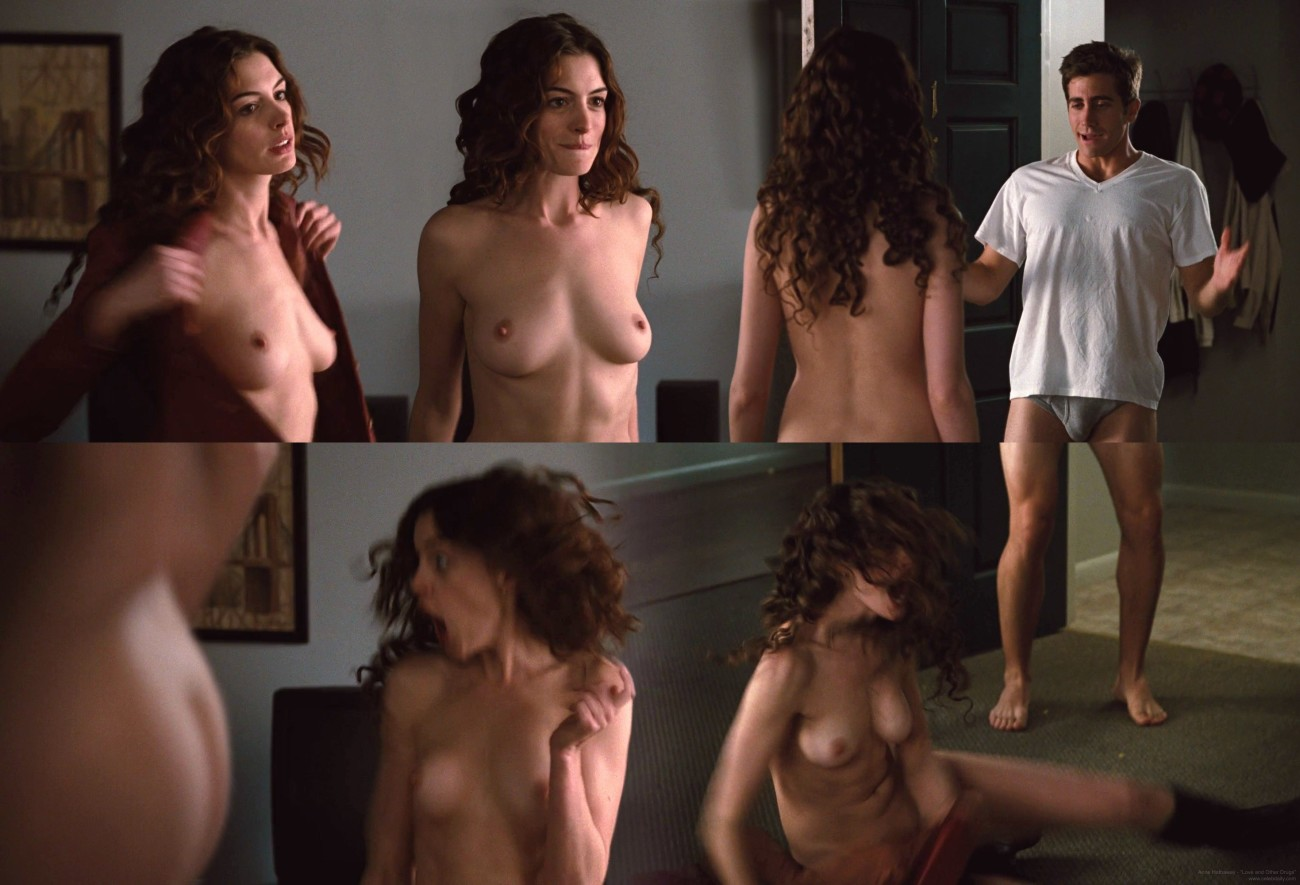 Anne Hathaway Bare and Uber-sexy pics..
