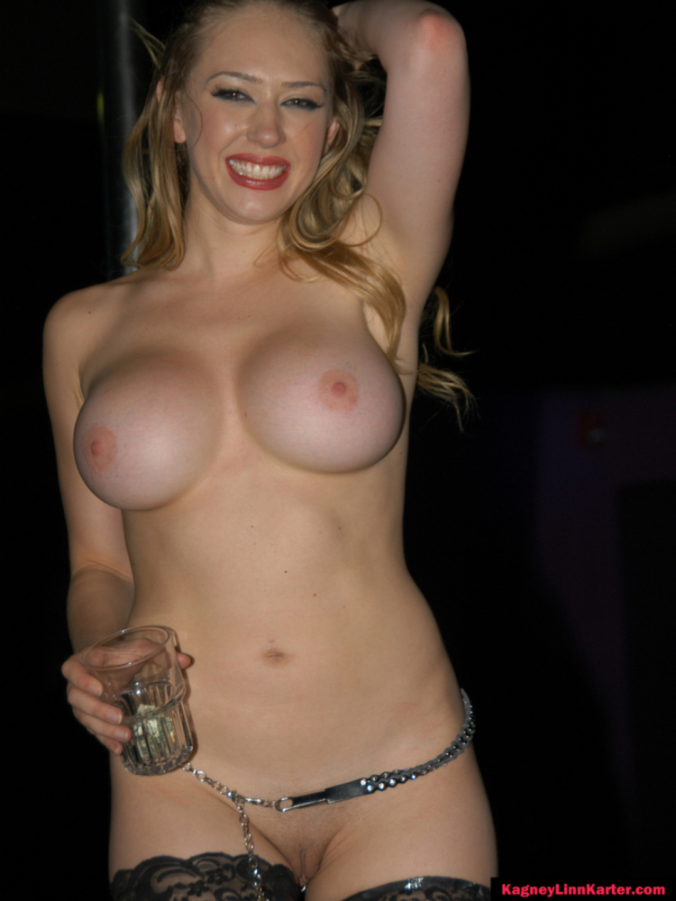 Kagney Linn Cool Pillar Dance from..