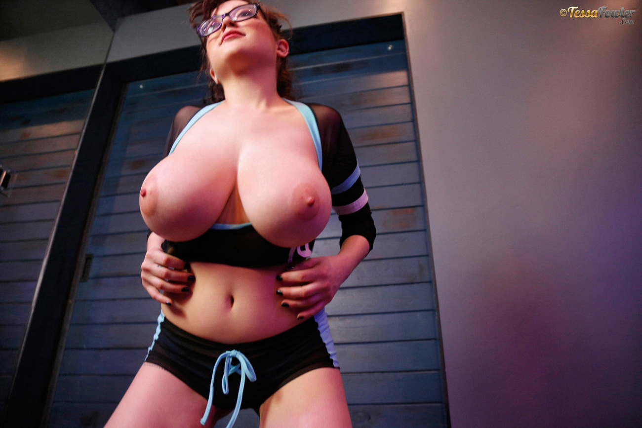 Tessa Fowler Giant Game Knockers and..