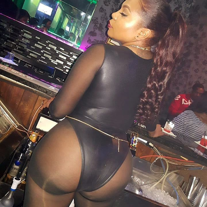 Meaty ebony ass,  with lush butts..