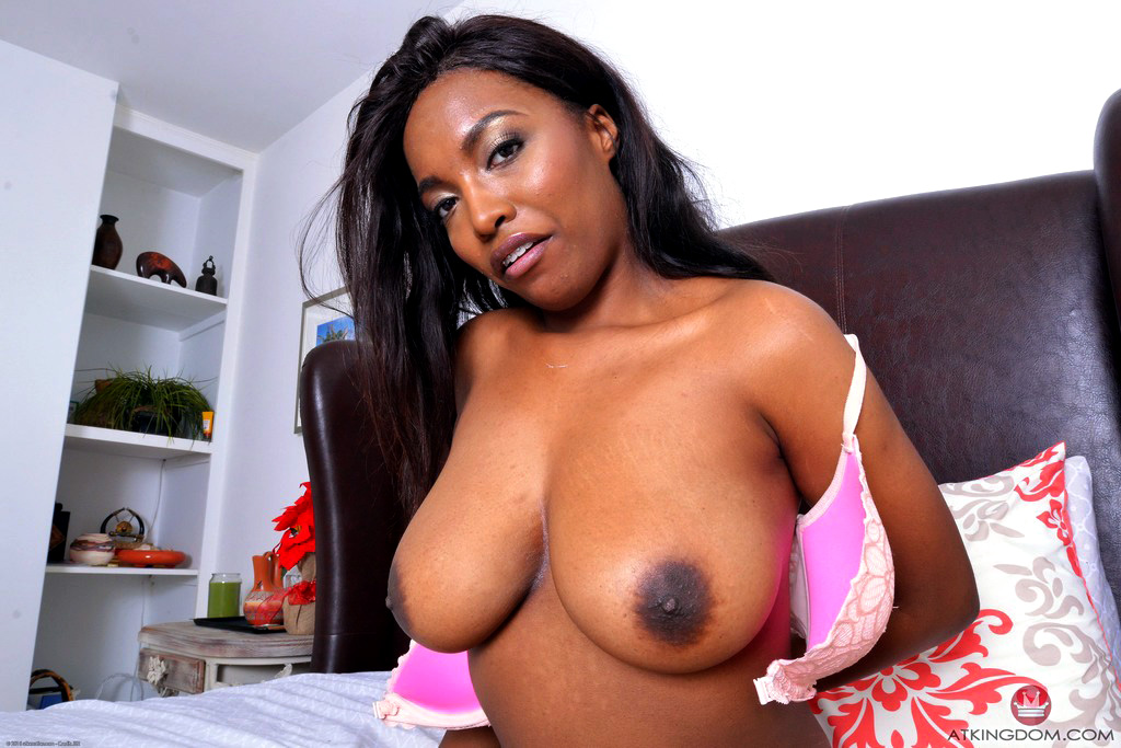 Black first-timer girl Daya uncovers..